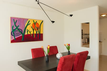 Spacious city apt. Luxury & modern - Breda - Apartemen
