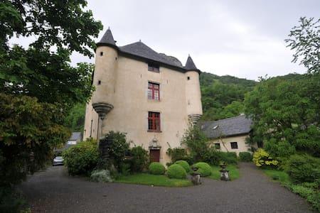 Maison médiévale dans les Pyrénées - Aste-Béon - Talo