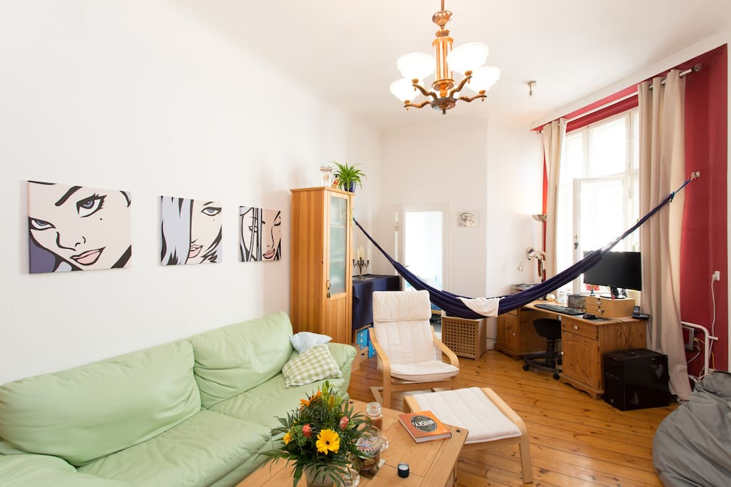 comfortable cosy room apartments for rent in berlin berlin germany. Black Bedroom Furniture Sets. Home Design Ideas