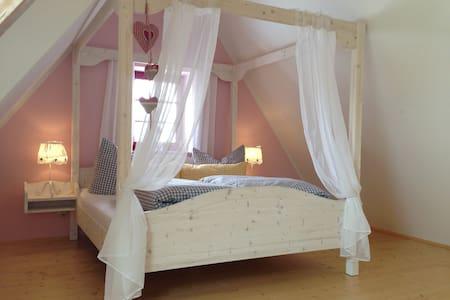 Romantisches Appartement Malve - Geising