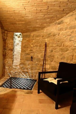 Rilassarsi nelle antiche prigioni