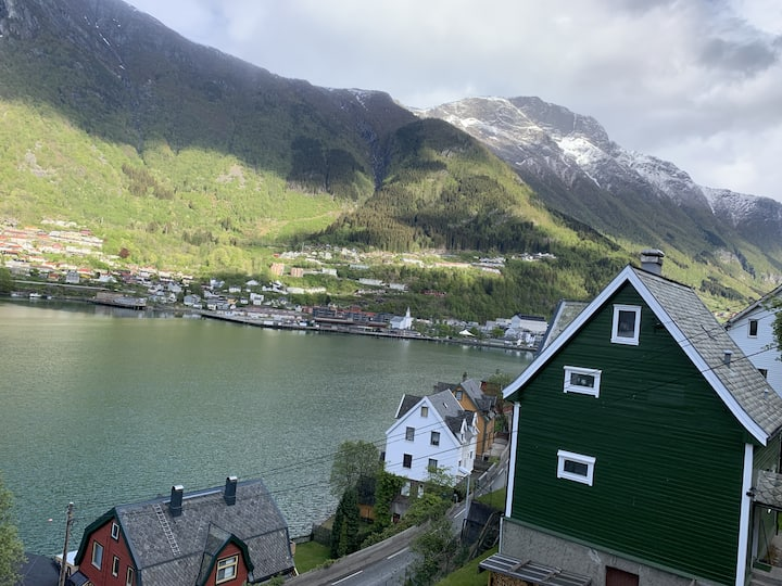 The best view of Odda/Trolltunga in the city