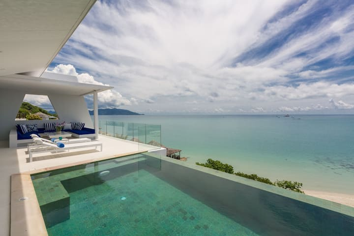 Stunning Thong Son Bay and Ocean View Home