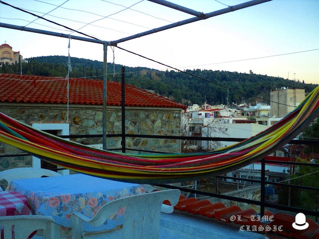 Detached house  *+(terrace) - Agios Pavlos