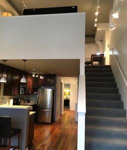 Old Mkt Loft, great weekend deals! - Omaha - 公寓