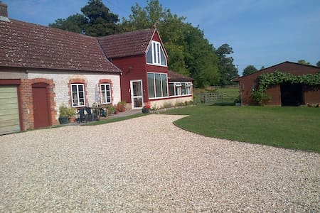 Converted barn cottage Wylye Valley - Warminster - Apartamento