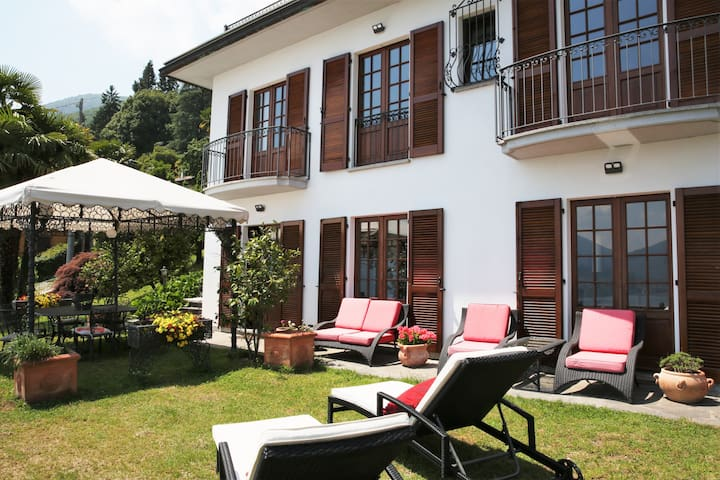 Traumhaftes Ferienhaus am Lago Maggiore
