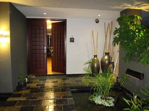 Family Villa with Pool - ideal break during RMCO