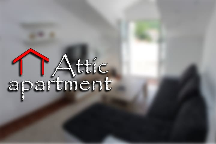 Attic Apartment - Slano - Slano - Apartament