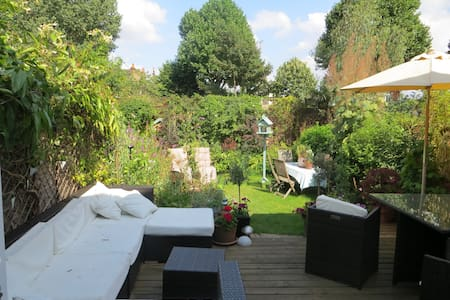 3 Bedroom Victorian House in Kew - Richmond - House