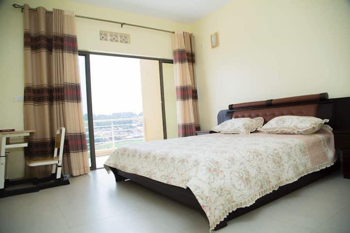 ☆ Comfortable ☆ Spacious New House at ♥ of Kigali