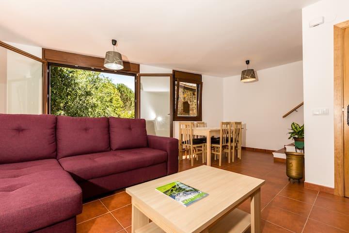 Apart. Duplex Montcortés - La Pobleta de Bellveí - Wohnung