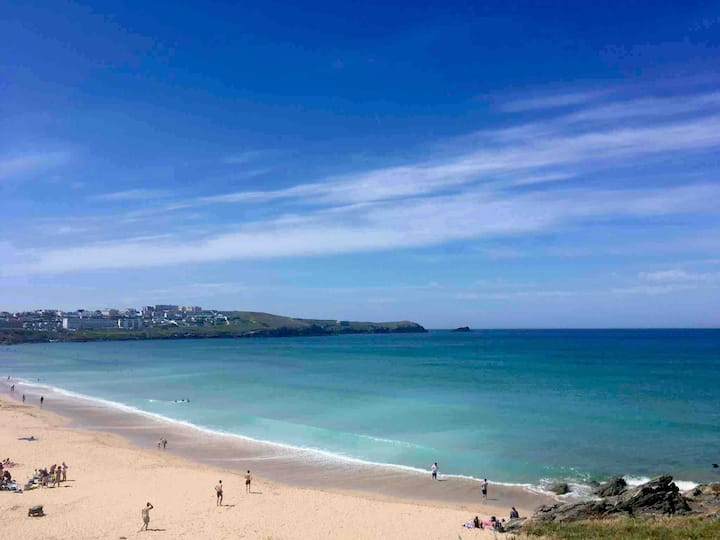 FISTRAL BAY VIEW- Stunning scenic views.