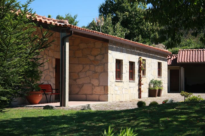 Country House - Northern Portugal  - Paredes de Coura - Srub