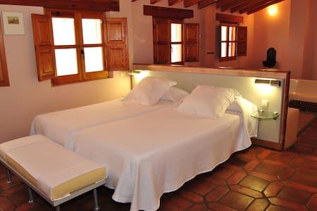 La Casa AltaHabitación con una superficie de 40 m² - Belmonte de Tajo - Boutique-hôtel