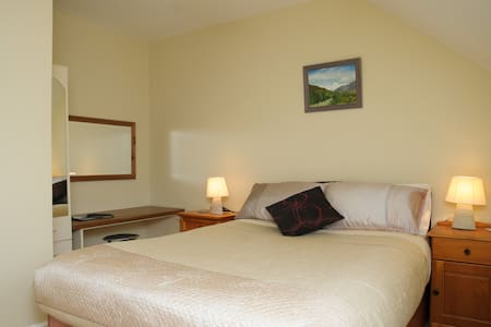 Strand's End House, DOUBLE OOM - Cahersiveen - Bed & Breakfast