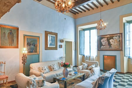 You'r holiday villa in Tuscany! - 阿雷佐 - 别墅