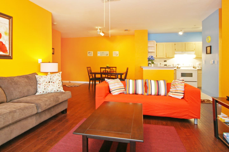 Luxury unit at Legacy Dunes Resort