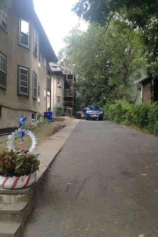 Private 2 Rooms Deck near Medical A - Brookline - Apartment
