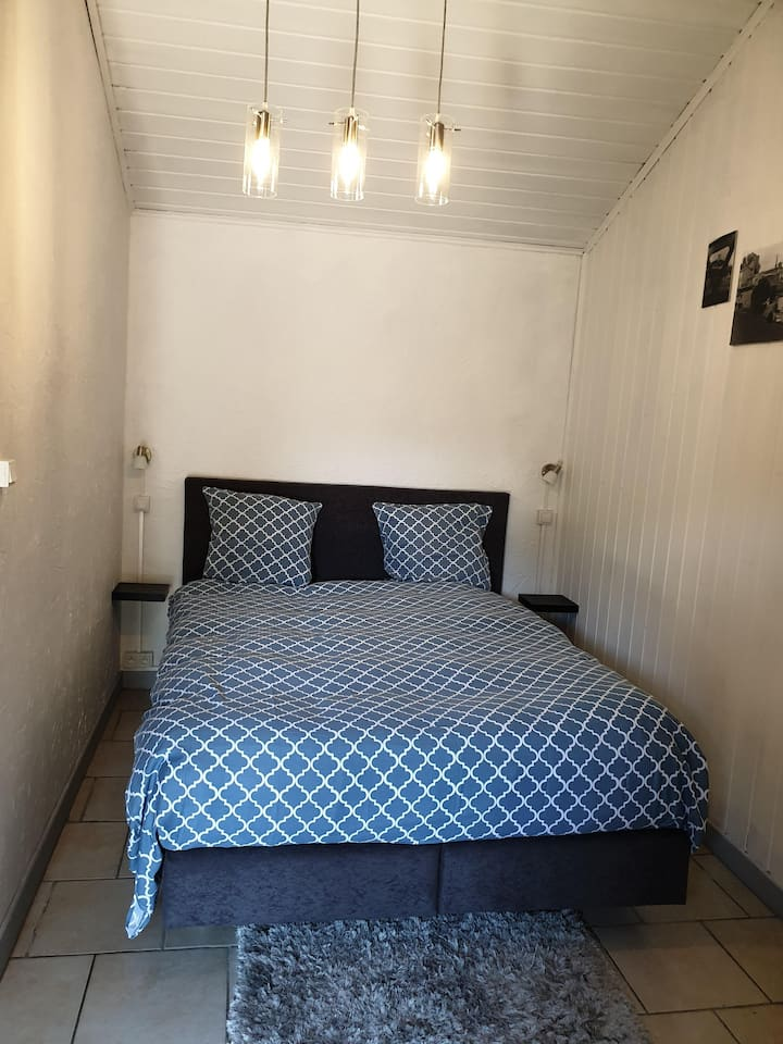 Double room-Basic-Private Bathroom-Terrace-2