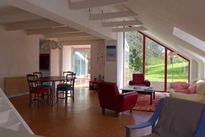 Chambre chez l'habitant à Quimper - Quimper - Ev