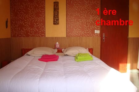 Chambres à Prayssac - Casa