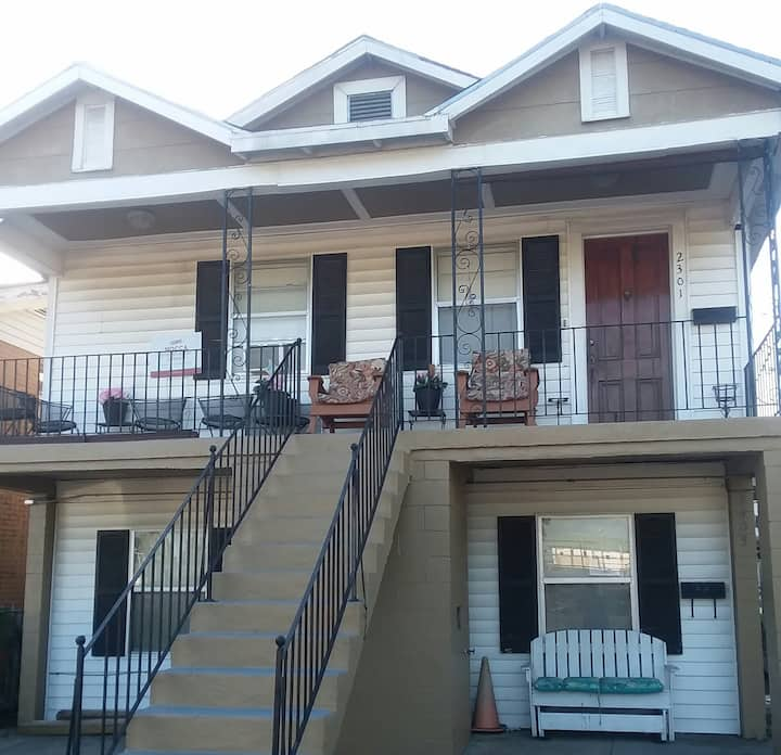 #5 Your Home Away from Home 2303 Leonidas St. #5