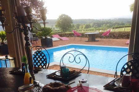 Suite familiale - Baron - Bed & Breakfast