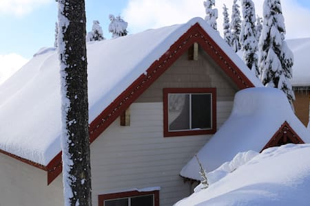 LARGE CABIN FOR 2-3 FAMILIES TO SHARE! GREAT VIEW! - Beaverdell