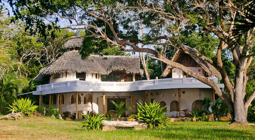 If we are booked check to see if we can upgrade you to our luxury Ocean Villa. If it is free we maybe able help. Check  Ocean Villa Tiwi Beach Kenya on Airbnb It has its own beautiful private pool as you will find in the pictures on the listing