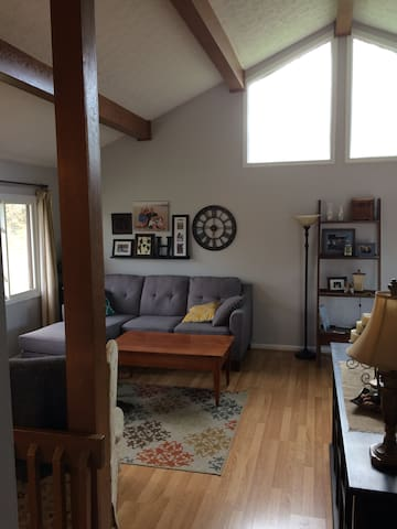 Blacksburg Refuge - Blacksburg - Casa