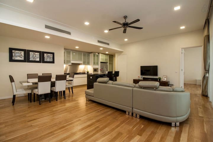 StMary#5: Luxurious 3BR, 10min to KLCC, KL Tower