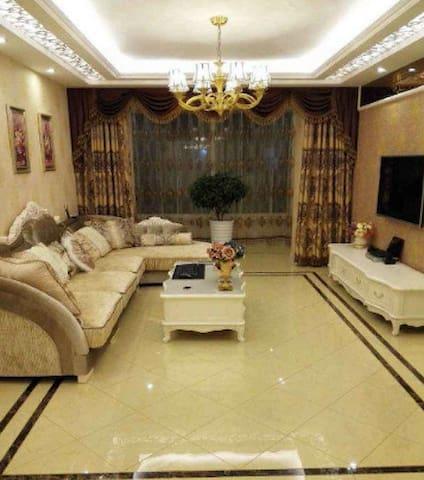 银龙小区 豪华欧式房 - Changchun - 公寓