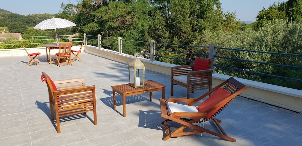 La Godinière 85 m² + terrasse 100 m²