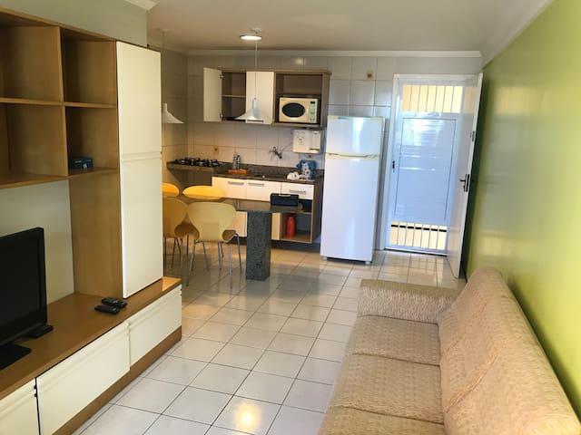 Apartamento na Beira Mar