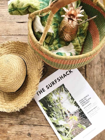 We've curated a newspaper filled with some of our favorites from around the island and sharing it with you. Feel free to take it home as a souvenir