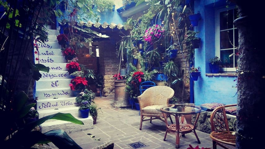 """Enchantment in Patio Cordobés"" - Córdoba - Apartment"