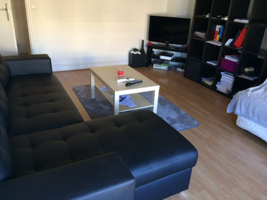 studio 30 m2 lumineux proche de paris apartments for rent in bourg la reine le de france. Black Bedroom Furniture Sets. Home Design Ideas