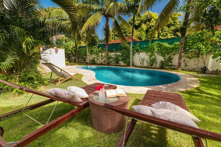 CASA MILO 200 meters from the beach - Cabarete - Hus