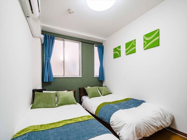 New Open! Osaka cozy hostel near Namba#36