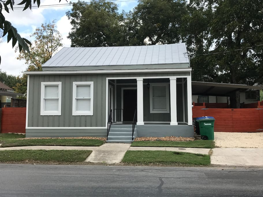 The Camargo House Bungalows For Rent In San Antonio Texas United States