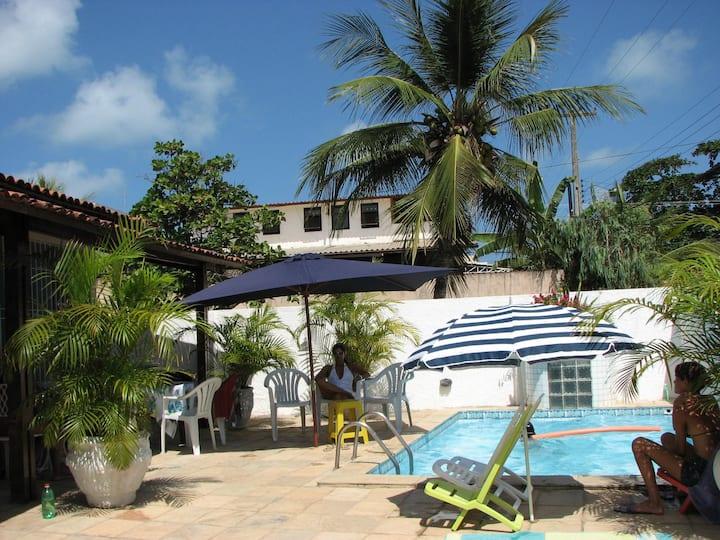 Sua casa na praia - Votre maison à la plage