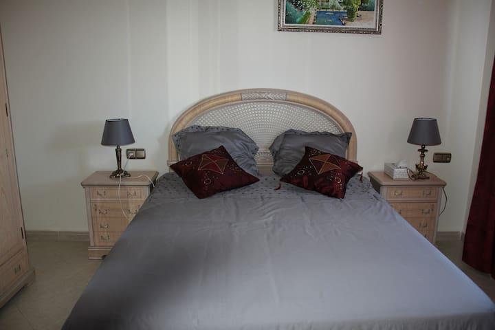 B&B Casa flamenca de Granada: Alhambra kamer - El Ventorrillo - Bed & Breakfast