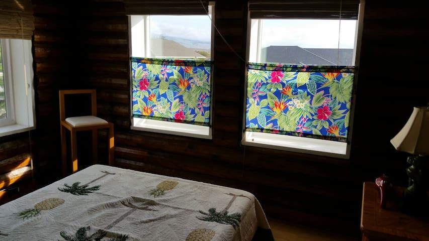 One bedroom apt. in laid back Waimea - Kailua Kona - Apartemen