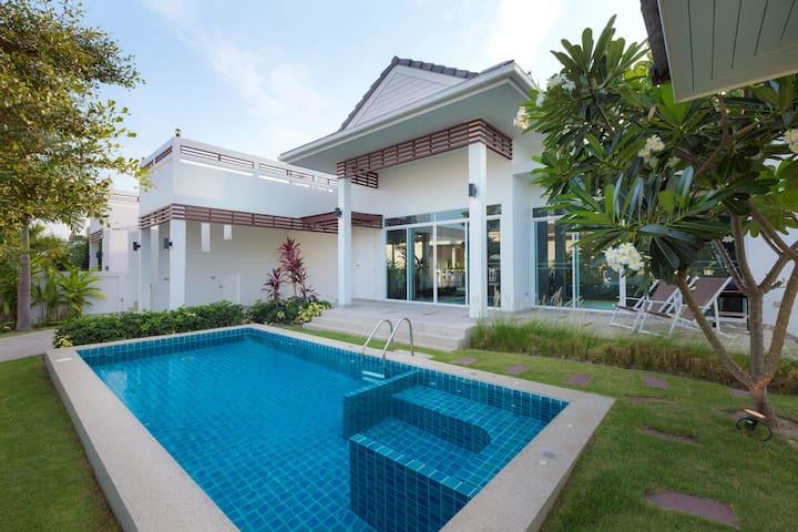 Sivana Gardens Pool Villa P8 - Tambon Nong Kae - Villa