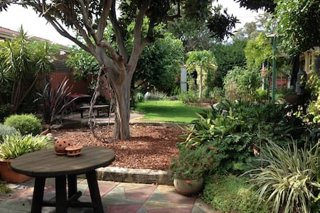 The Gaarden Flat close to Fremantle - Fremantle - Departamento