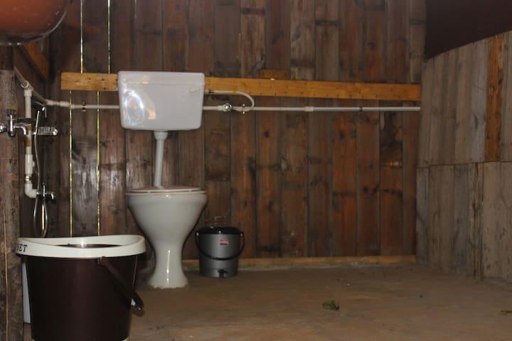 hygienic washroom
