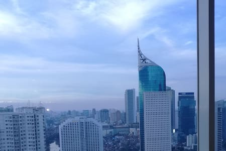 Citylofts Sudirman One Bedroom Penthouse Apartment - ジャカルタ首都圏 - アパート