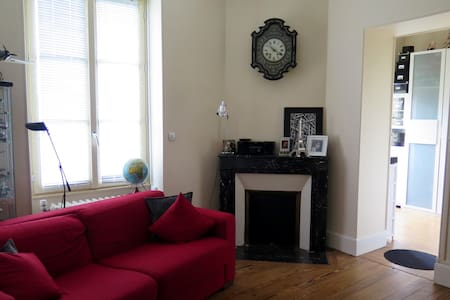Lovely apartment in the city center - Nevers - Lejlighed
