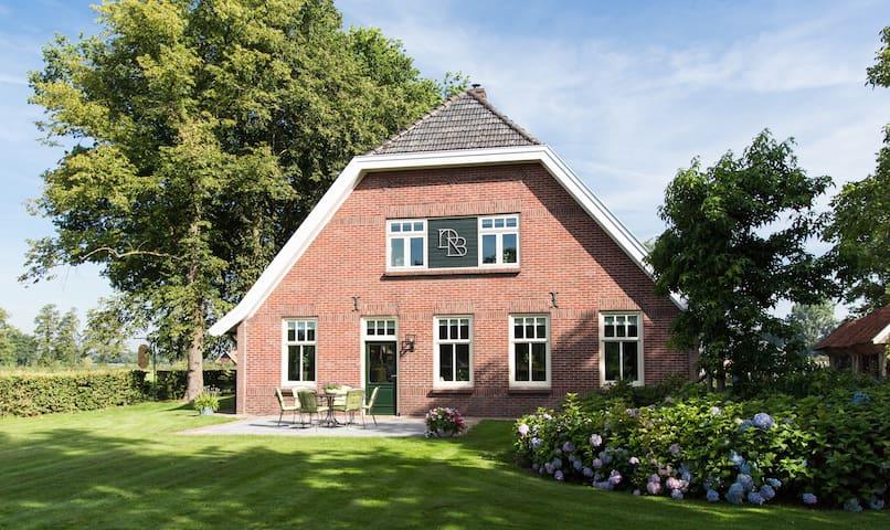 Gasterij De Beiert - Ambt Delden - Bed & Breakfast